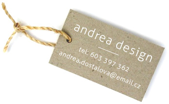 www.Andrea-design.cz tel. 603 397 362, firemní corporate identiti, firemní vizuály, propagační tiskoviny - katalogy, kalendáře, brožury